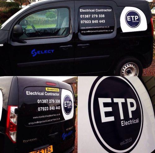 ETP Electrical Dumfries
