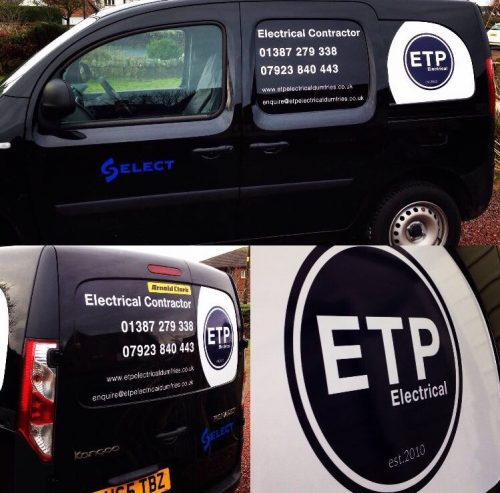 ETP Electrical Dumfries